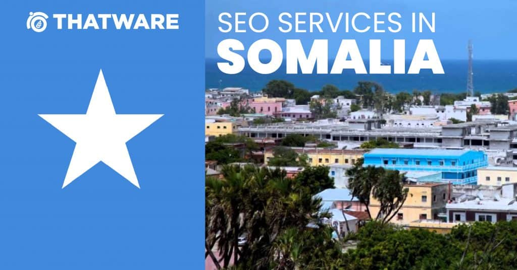 SEO Services in SOMALIA