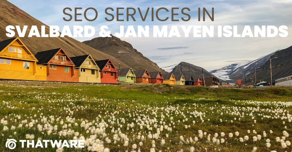 SEO Services in SVALBARD