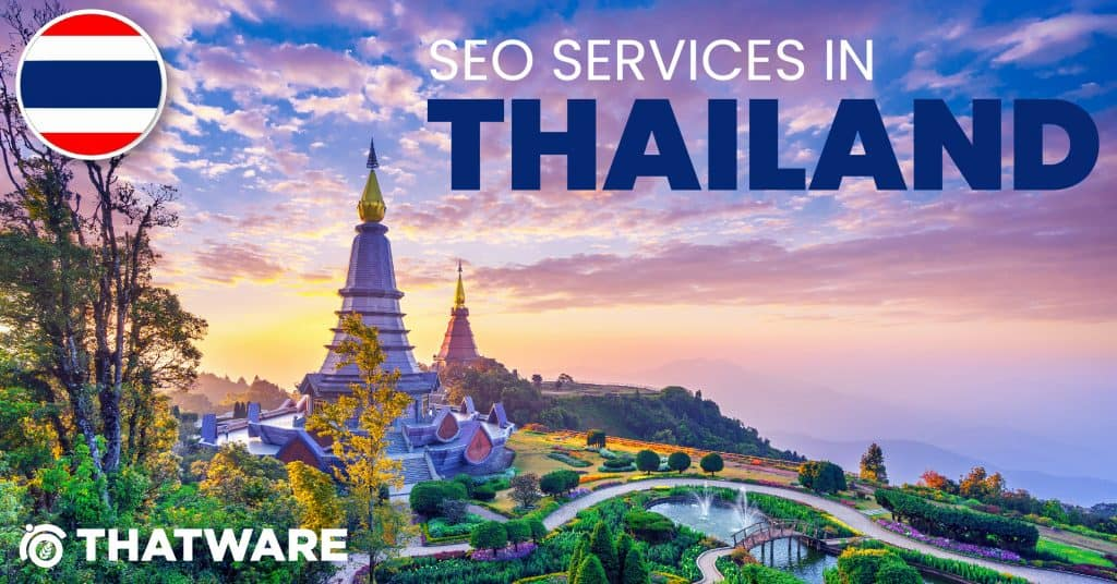 SEO Services in Thailand