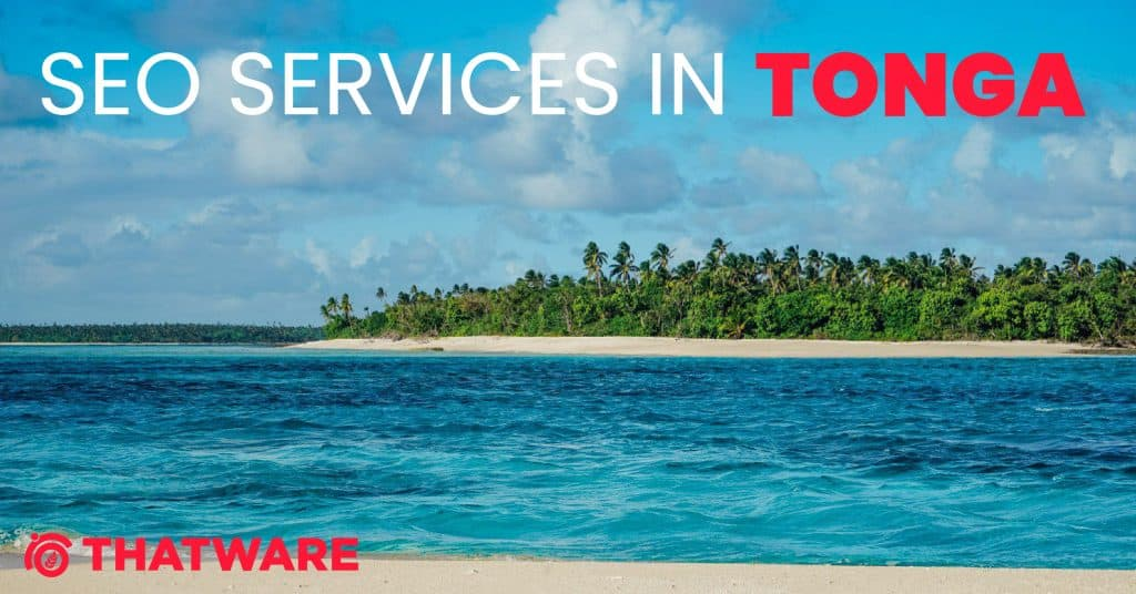 SEO Services in Tonga