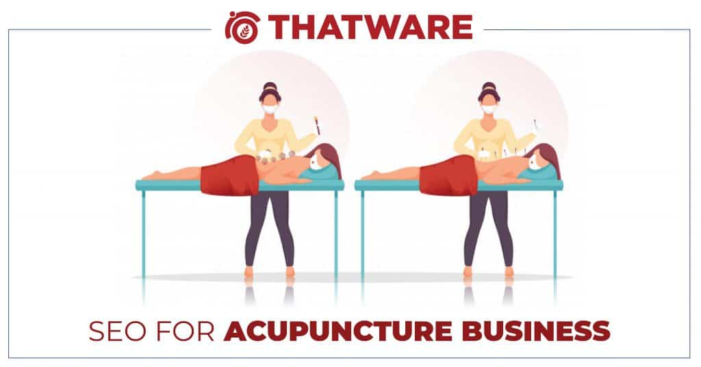 SEO for Acupuncture Business
