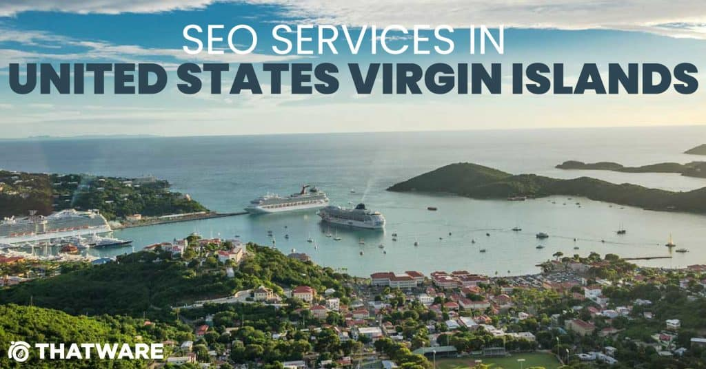 SEO Services United States Virgin Islands