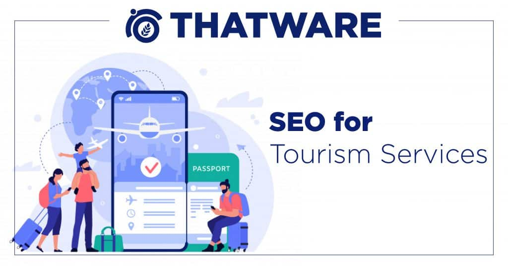 SEO services for tourism industry