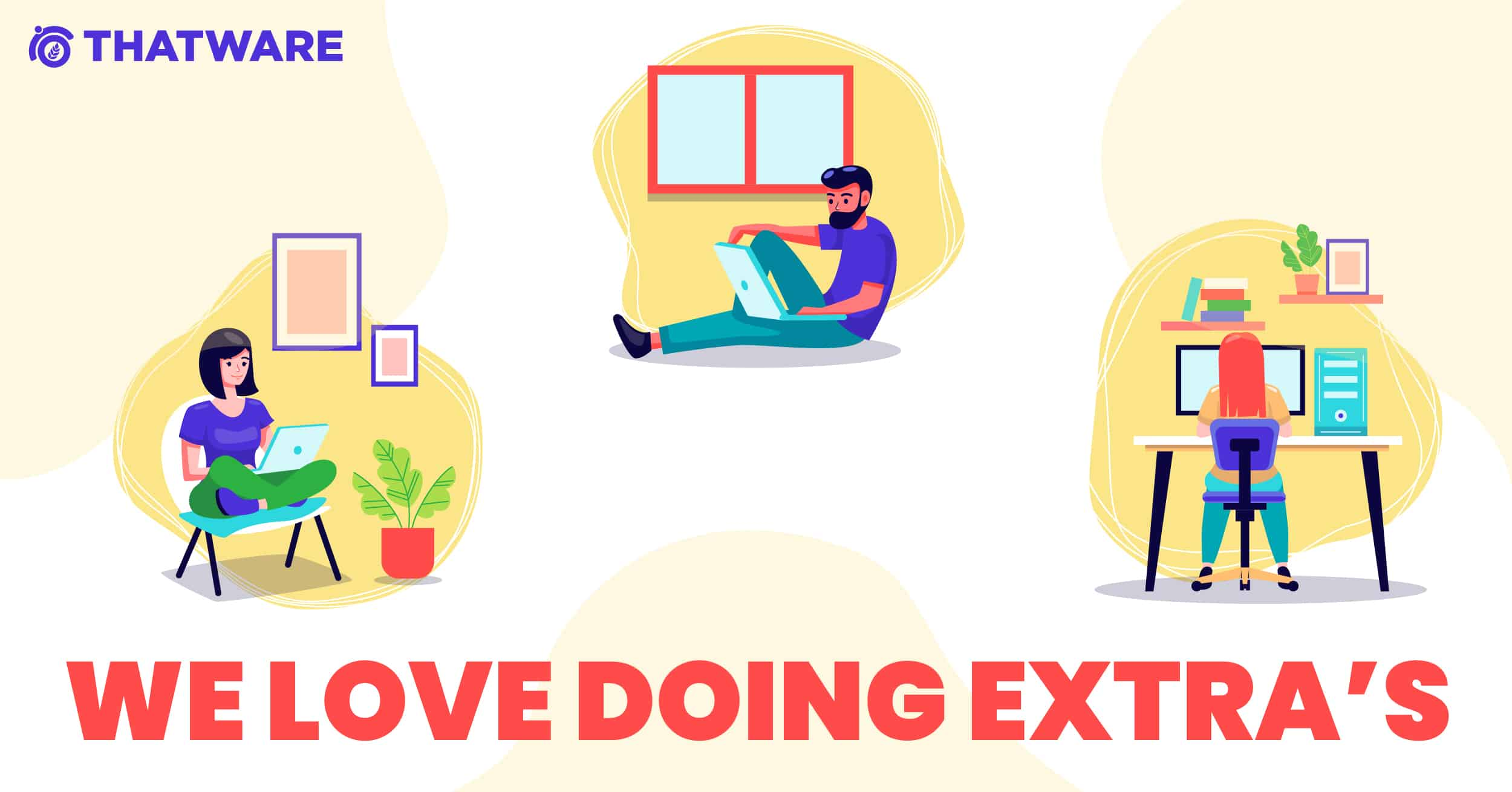 WE LOVE DOING EXTRA