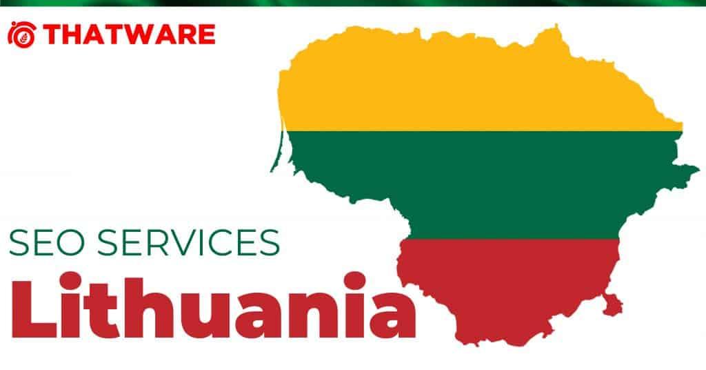 SEO Services Lithuania