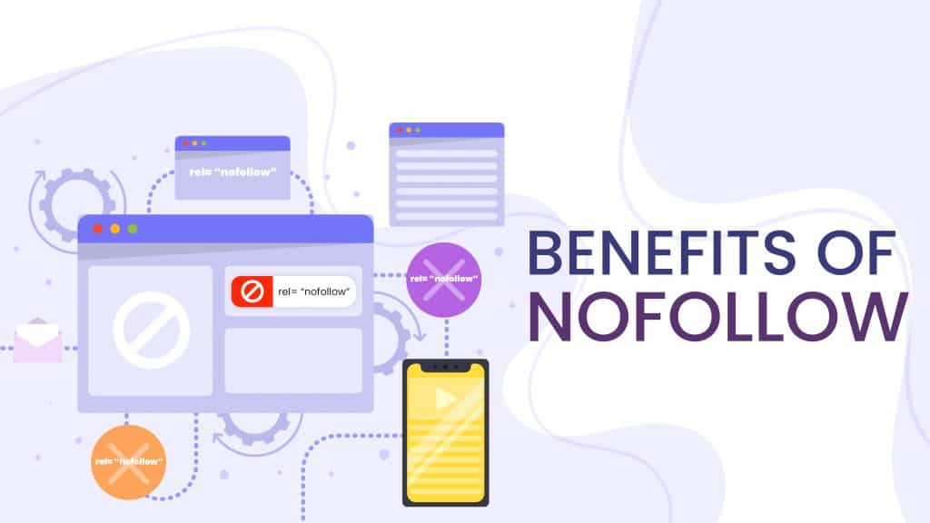 nofollow link benefits