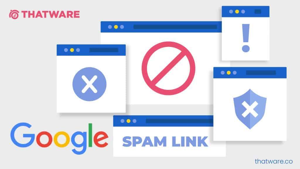link spam update