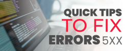 5xx errors