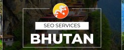 SEO services Bhutan