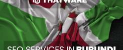 SEO Services Burundi