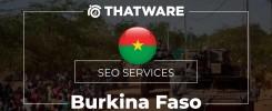 SEO Services Burkina Faso