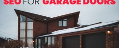 SEO Services For Garage Doors