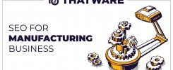 SEO for Manufacturing business