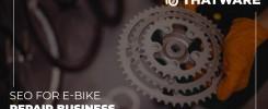 SEO services for E-Bike Repair