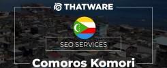 SEO Services in Comoros Komori