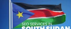 SEO Services in SOUTH SUDAN