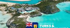 SEO Services Turks & Caicos Islands