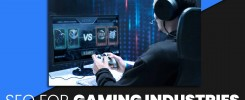 SEO services for gaming industry